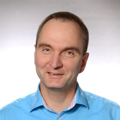 Speaker - Dr. med. Martin Finzel